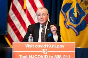 New Jersey has fully vaccinated 4.7 million people, Gov. Murphy says