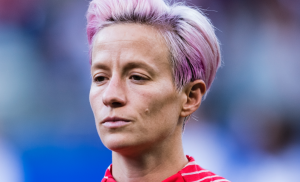 Victoria's Secret's Megan Rapinoe: Controversial Tweet Re-Emerges - 'U look Asian With Those Closed Eyes'