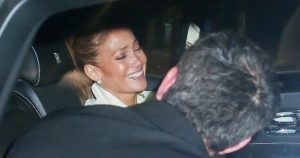 Ben Affleck and Jennifer Lopez's Date Night in Beverly Hills