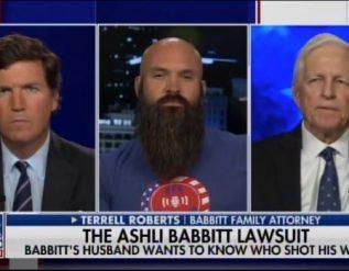 ashli-babbitt-attorney-terrell-roberts-drops-huge-clue-to-identity-of-her-killer-video