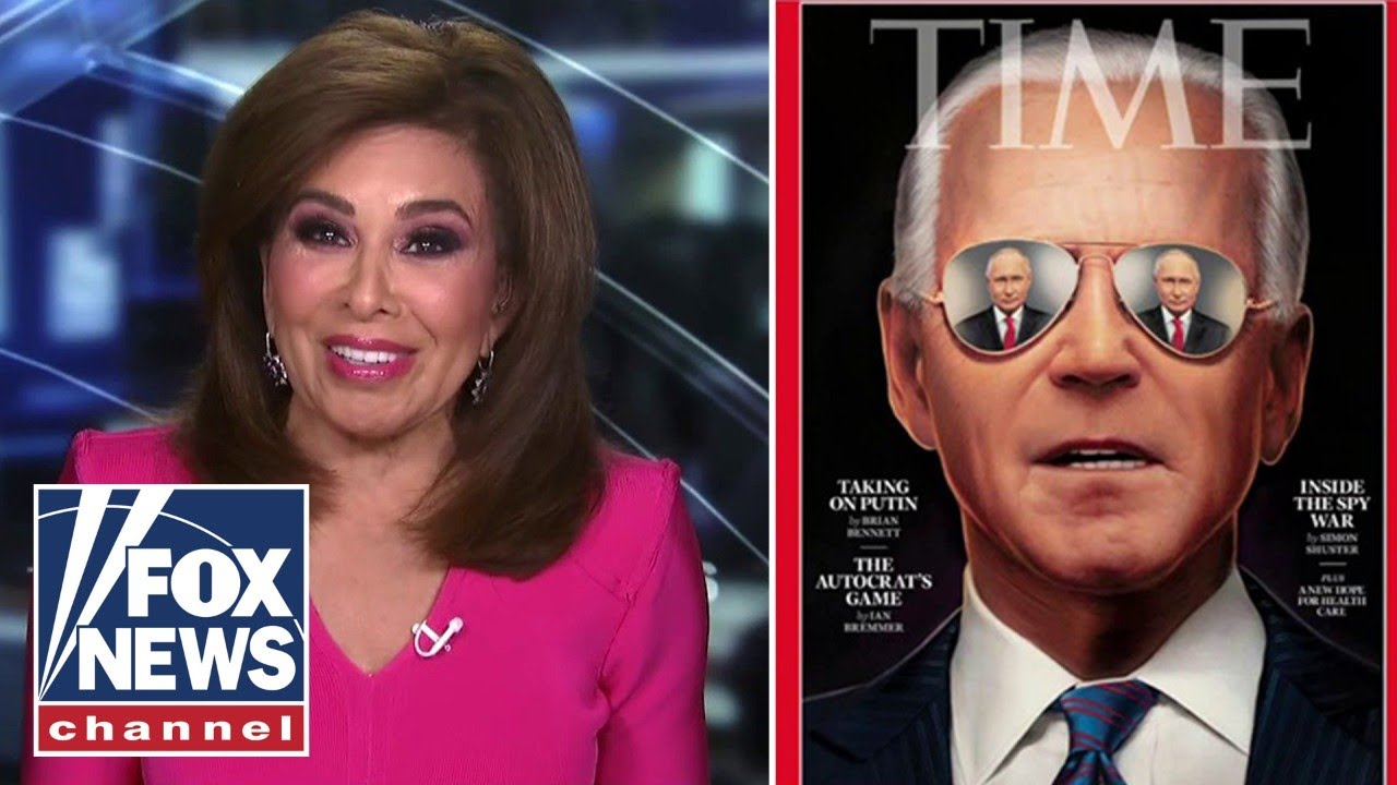 judge-jeanine-reacts-to-absurd-time-magazine-cover-featuring-biden