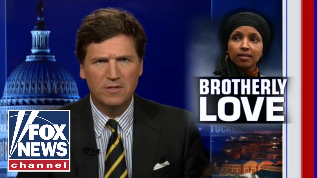tucker-reacts-to-new-evidence-fbi-knew-about-ilhan-omars-marriage-to-brother