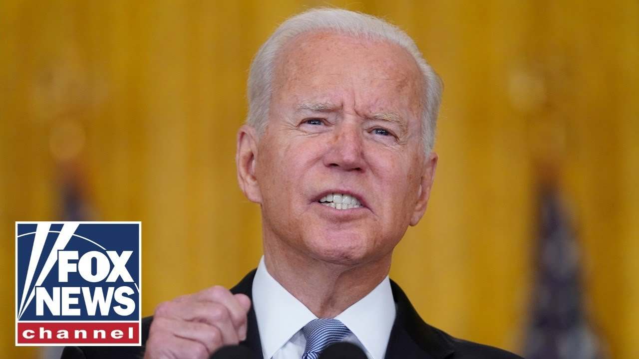 the-five-gives-exclusive-reaction-to-bidens-afghanistan-remarks