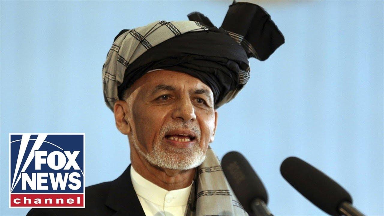 afghan-president-flees-afghanistan-as-taliban-seizes-kabul
