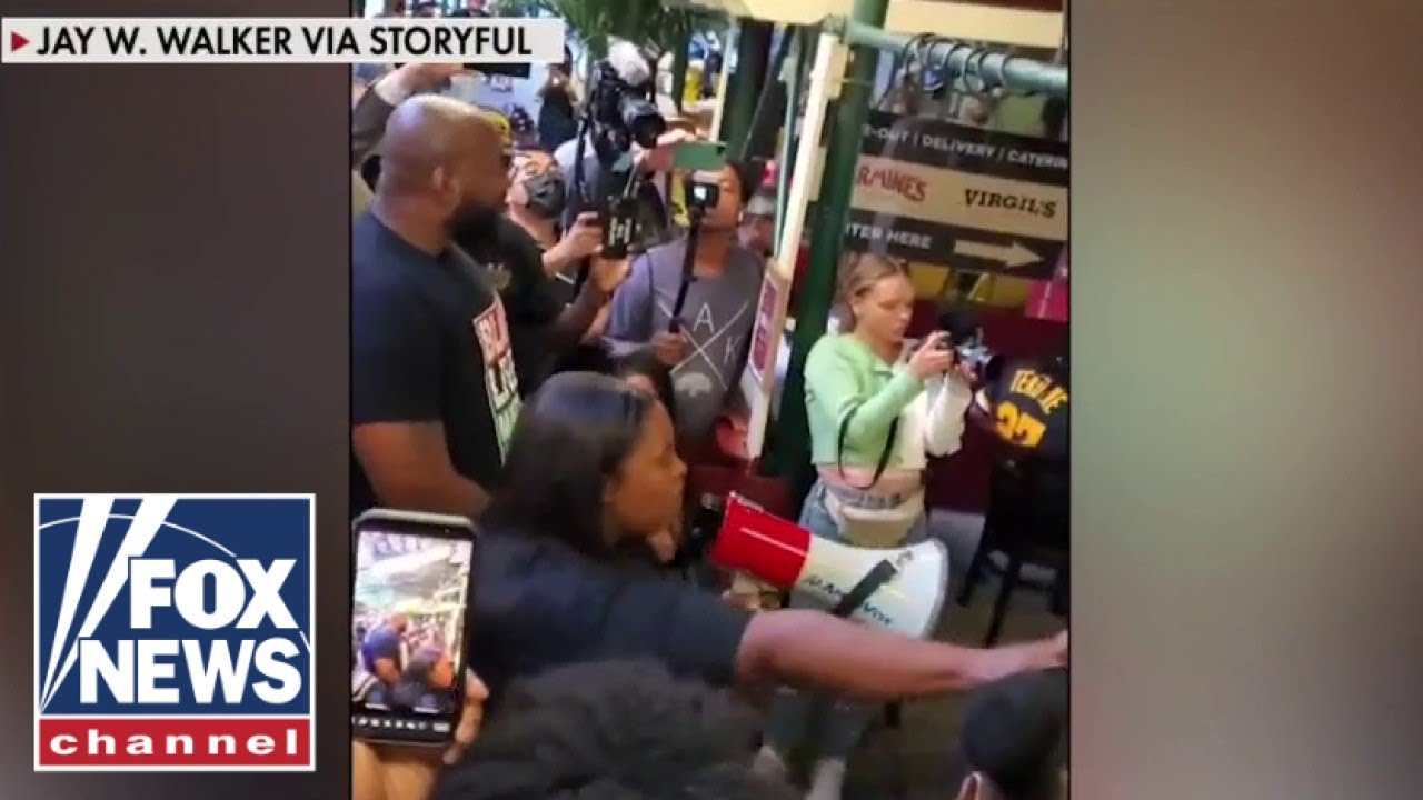 the-five-reacts-to-blm-protesting-restaurant-after-vaccine-passport-brawl