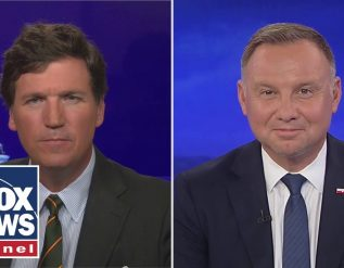 tucker-is-joined-by-polish-president-for-bombshell-exclusive-interview